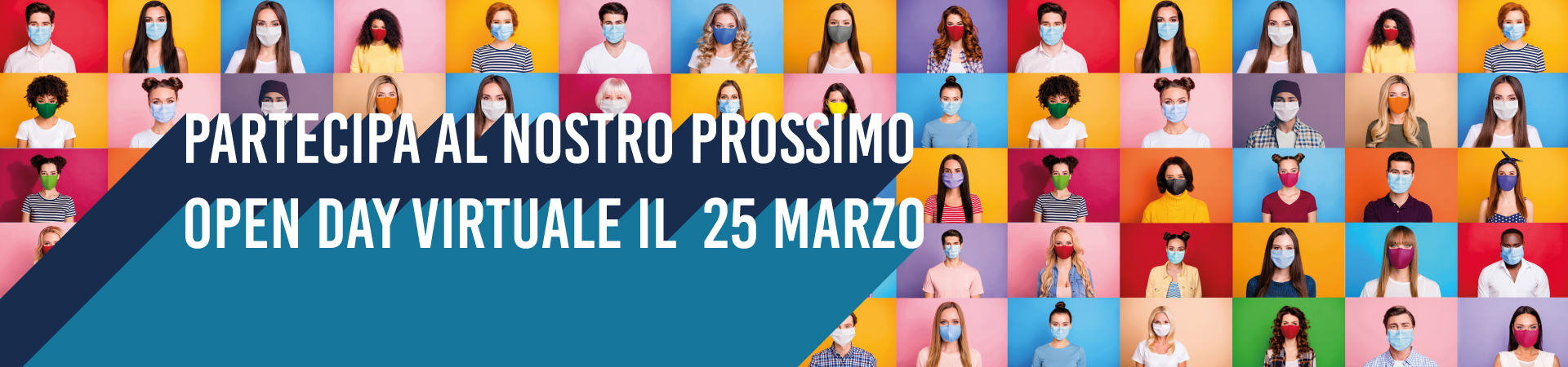 Open Day 25 marzo