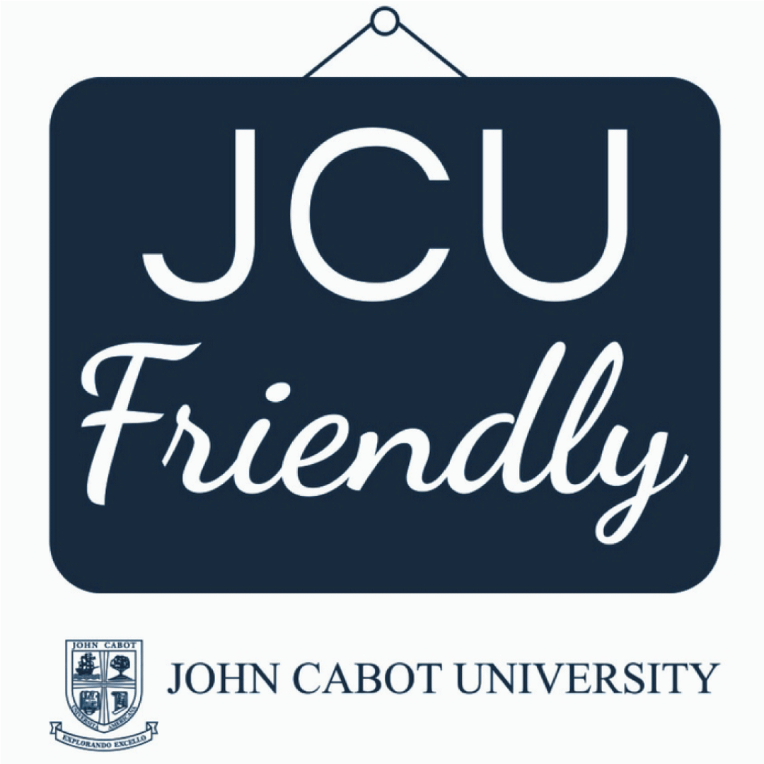 Jcu Friendly Sticker