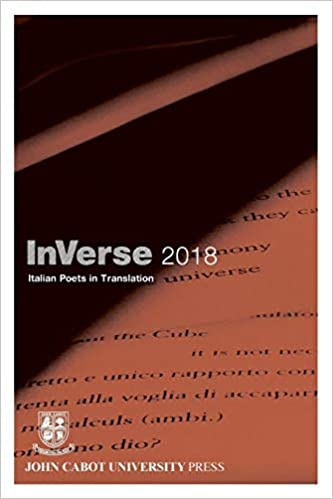 InVerse Italian Poets in Translation 2018