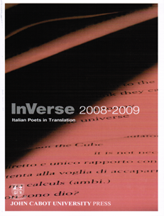 InVerse Italian Poets in Translation 2008-2009