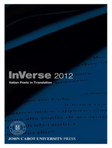 InVerse Italian Poets in Translation 2012
